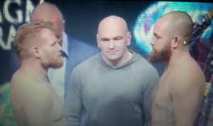barnett vs browne square off