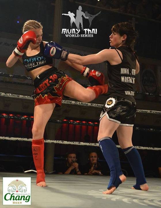Season One..Episode Three… Bryony Tyrell MMA Fighter and mum of two