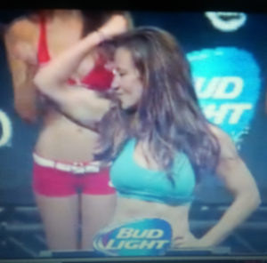 miesha tate weigh in