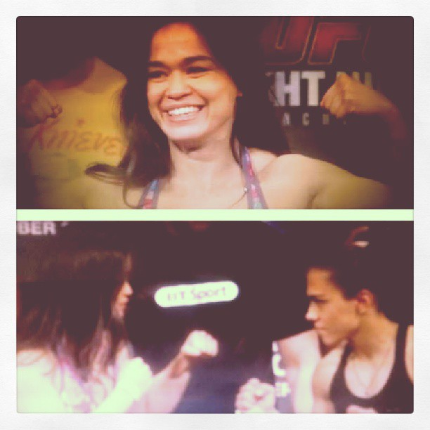 Season One.. Episode Eight.. Female UFC Fighter Rosi Sexton