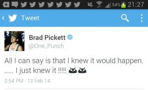 brad picket tweet