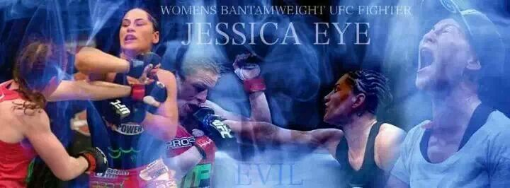 Jessica Eye and UFC release statement about failed drugs test at UFC 166 and news on her UFC 170 clash with Alexis Davis