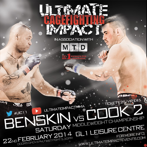 ULTIMATE IMPACT 11RESULTS