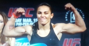 JESS UFC 171
