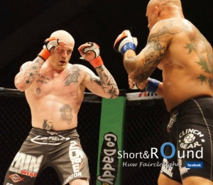 Jimmy Wallhead vs Frank Trigg Bamma 7