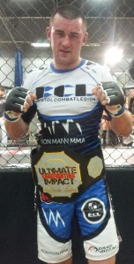 UIC 11 Middleweight Champion
