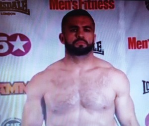 Thompson on own weigh in