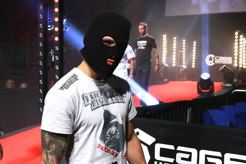 MARIO SAEED THE 'ARM COLLECTOR' IS TAKING NAMES! HE'S BACK FROM INJURY AND RARING TO GO CWFC 67
