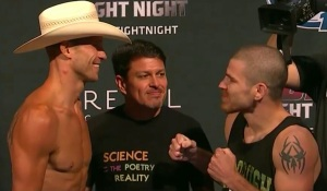 Cerrone v Miller Face Off