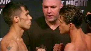 Mike De La Torre v Brian Ortega 'Face Off'