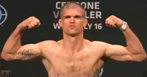 Evan Dunham Weighing In