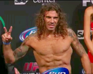 Clay Guida Weigh-In       145 lbs