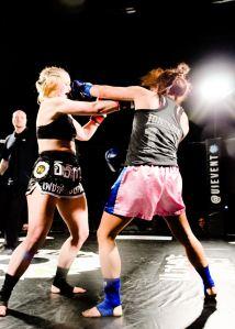 Helen Harper v Sammy Donnelly Ultimate Impact 11 [C] Steve Dyer