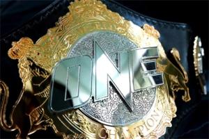 OneFC Title Belt