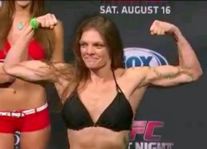 lauren murpy ufc weigh in
