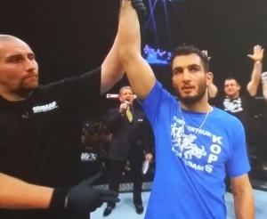 Gegard Mousasi Win