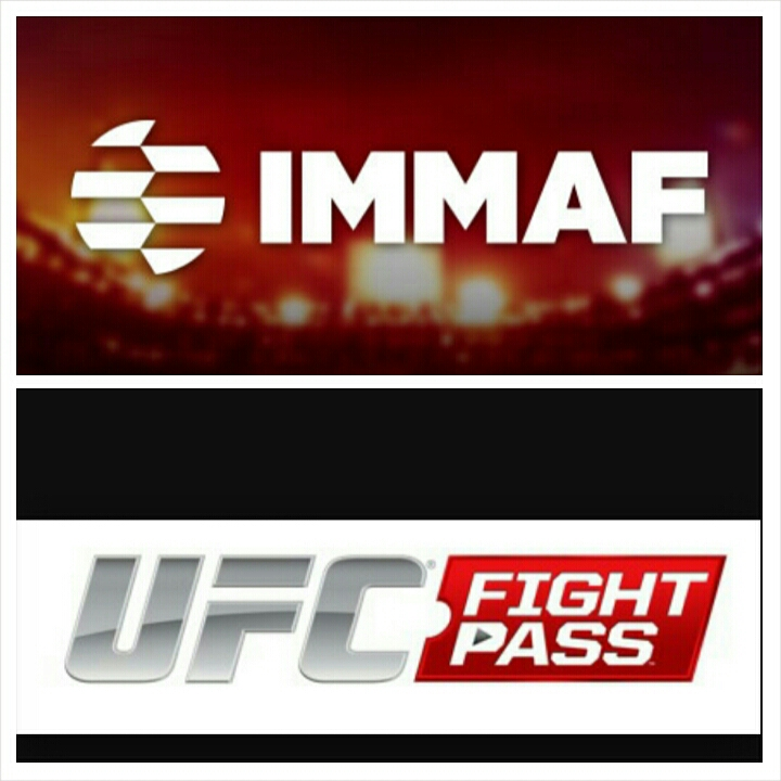 IMMAF SIGNS WITH UFC FIGHT PASS
