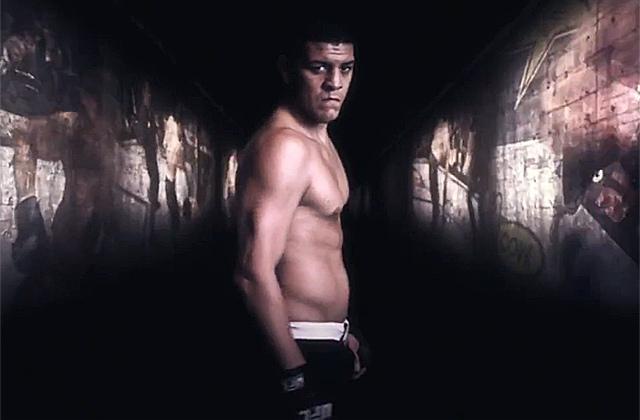 Nick Diaz Rage Promo