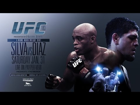 COUNTDOWN TO UFC 183: SILVA vs. DIAZ VIDEO