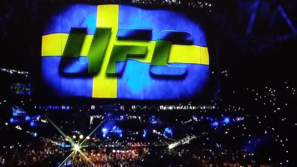 UFC ON FOX 14: STOCKHOLM, SWEDENRESULTS