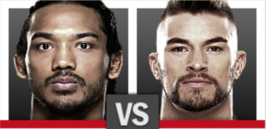 FIGHT NIGHT BROOMFIELD: ACTION AND REACTION – BENSON HENDERSON