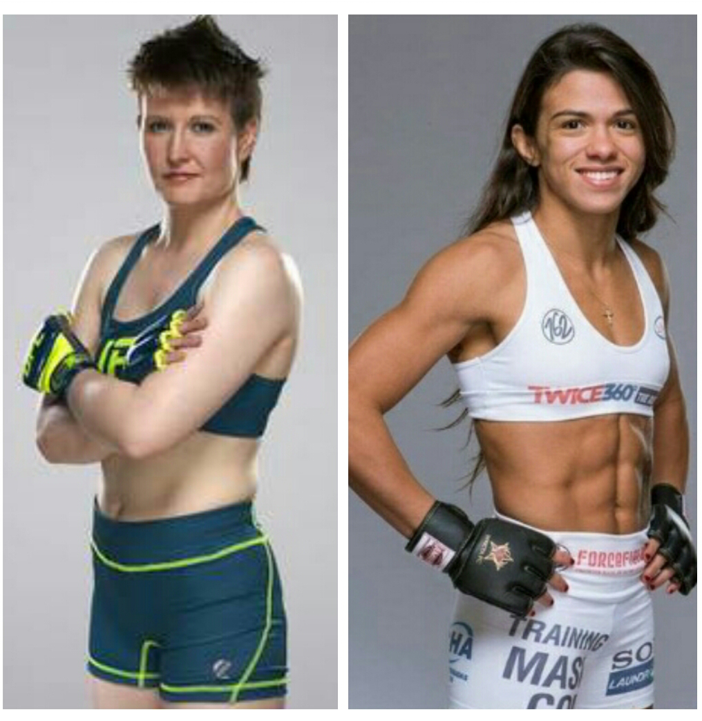 UFC FIGHT NIGHT 64 ADDS WOMEN'S STRAWWEIGHT FIGHT CLAUDIA GADELHA VS AISLING DALY