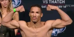 Kevin Lee UFC Broomfield Weigh-In