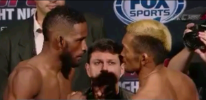 Neil Magny Vs Kiichi Kunimoto Face Off