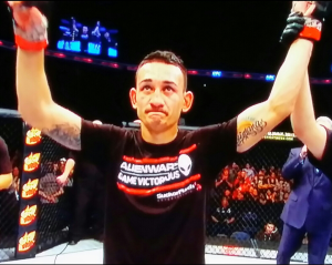 Max Holloway Win UFC Broomfield