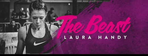 Laura Handy 'Fight Page' Banner Credit: Mack