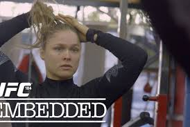 UFC 184 Embedded: Episode 2 With a host of star fighters!