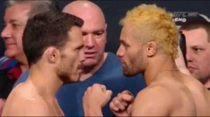 Jake Ellenberger Vs Josh  Joshcheck UFC 184