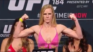 Holly Holm UFC 184