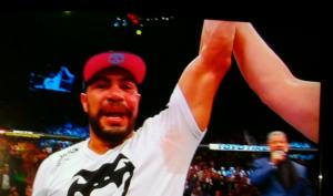 Thales Win UFC 183