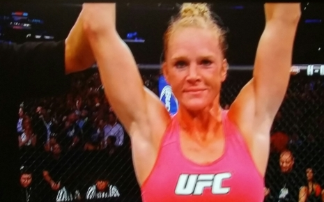 Winner Holly Holm UFC 184