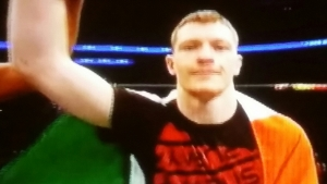 Joseph Duffy WIN UFC 185