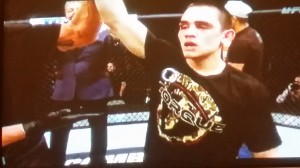 Ryan Benoit WIN UFC 185