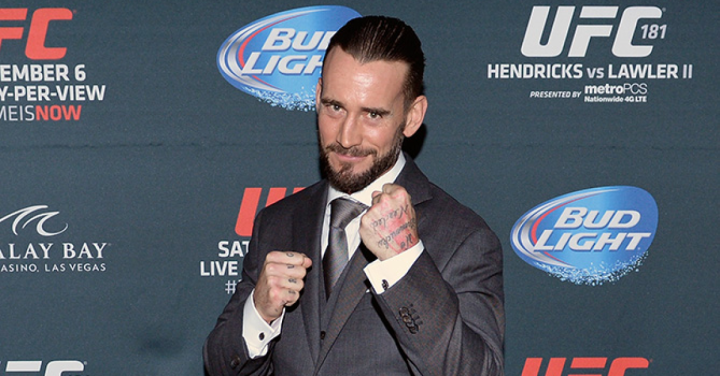 CM Punk – Transition into MMA, timetable for his first fight and training with AnthonyPettis!