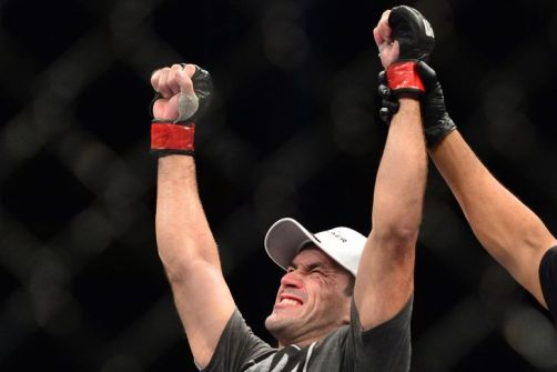 Demian Maia Win UFC Fight Night 62 by Jason Silva USA TODAY