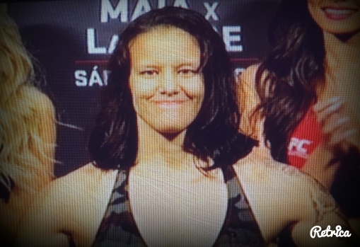 Shayna Baszler Weigh In UFC RIO