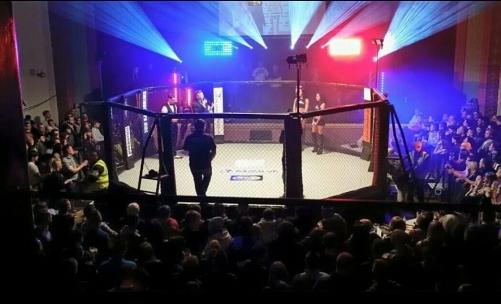 RAGED UK MMA