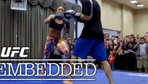 """UFC 185 Embedded:Ep 4 – """"I'm due a Knock-out"""" – AnthonyPettis"""