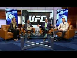 UFC 189 FOX Sports Live Interview
