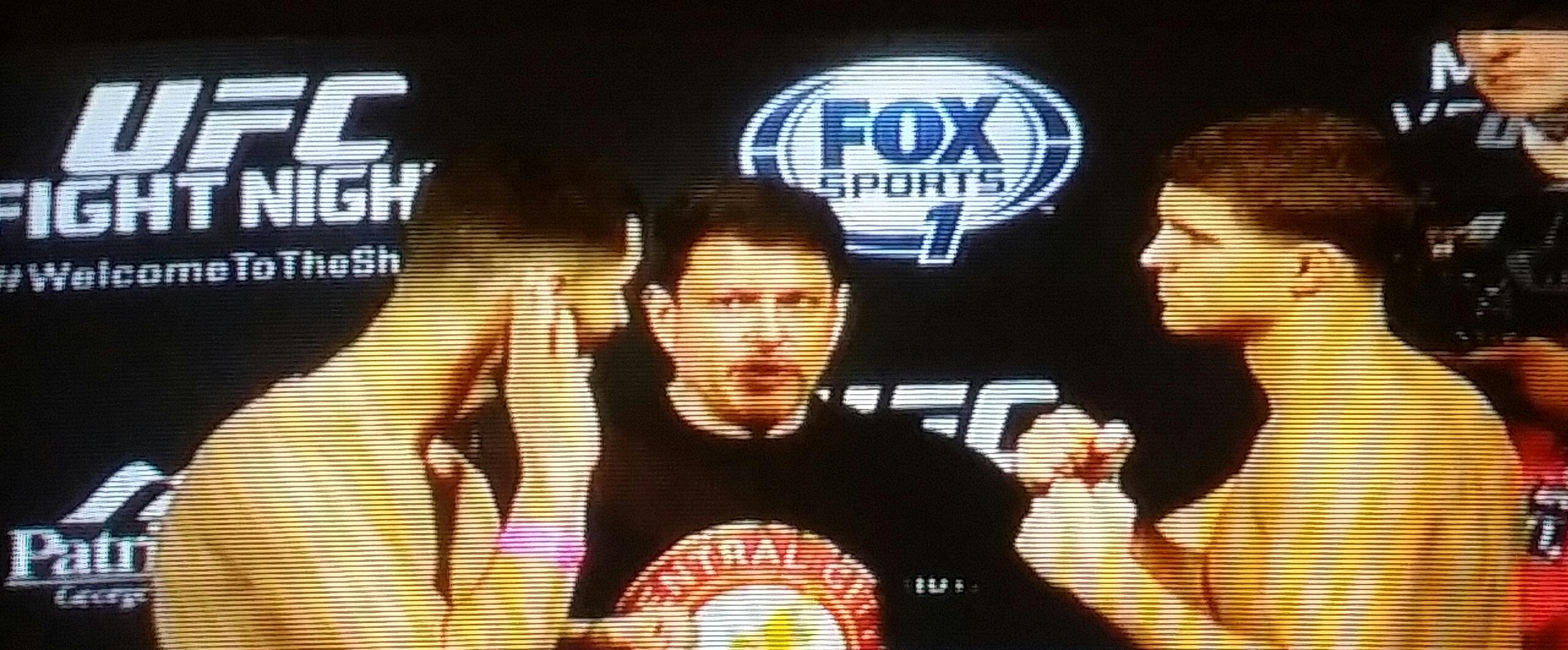 Jorge Masvidal vs. Al laquinta UFC Fight Night 63 Fairfax