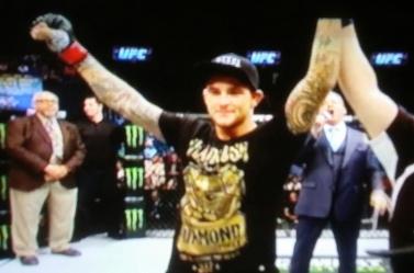 Dustin Poirier Win UFC Fight Night 63 Fairfax