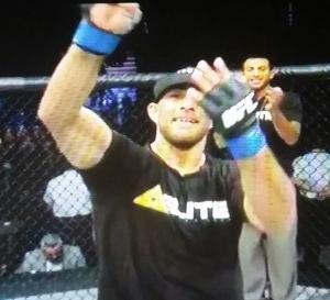 Yaotzin Meza Winning  UFC Fight Night Krakow