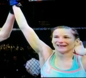 Maryna Moroz Winning UFC Fight Night Krakow
