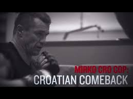 Fight Night Krakow: Croatian Comeback – Mirko Cro Cop