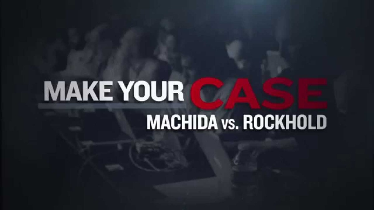 Fight Night New Jersey: Make Your Case – Machida vs. Rockhold