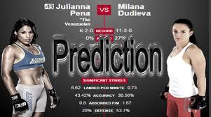 Fight Night Fairfax: Return of the Ultimate Fighter – JuliannaPena